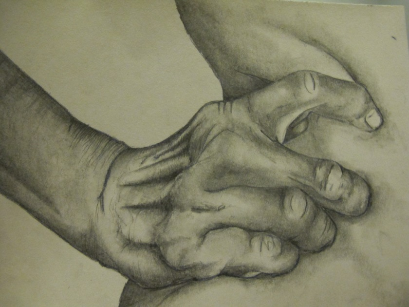 Untitled Pencil on paper