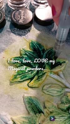 I love, love, LOVE my Magical powders...
